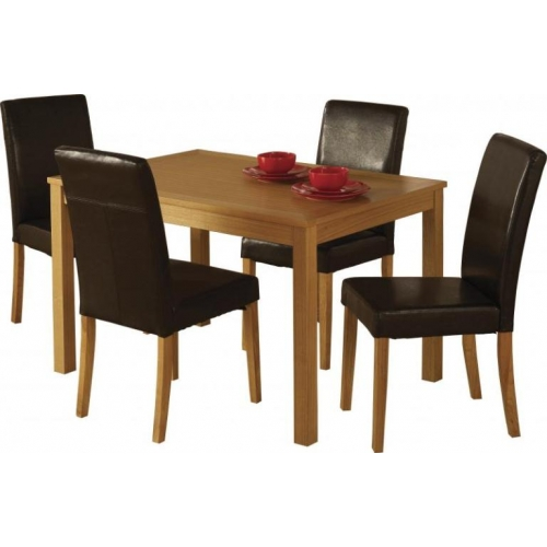 table and 4 chairs set