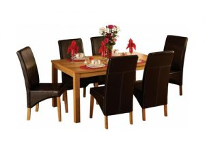Table and 6 Chairs Sets