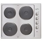 Statesman Electric Hob – Stainless Steel