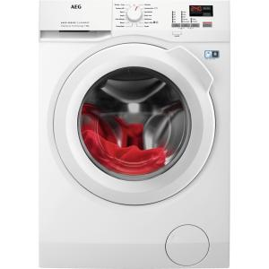 Aeg L6FBK841N Freestanding Washing Machine - White